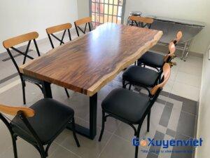 bàn ăn 8 người ngồi